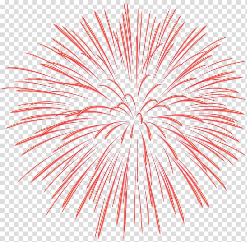 Red kaboom illustration Fireworks fireworks transparent 800x784