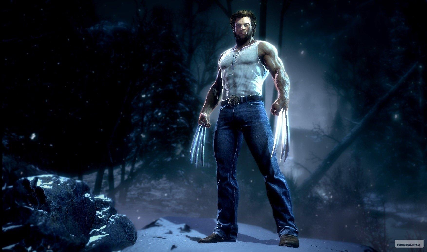 Men Origins Wolverine video game wallpapers Wallpaper 128 of 1753x1036