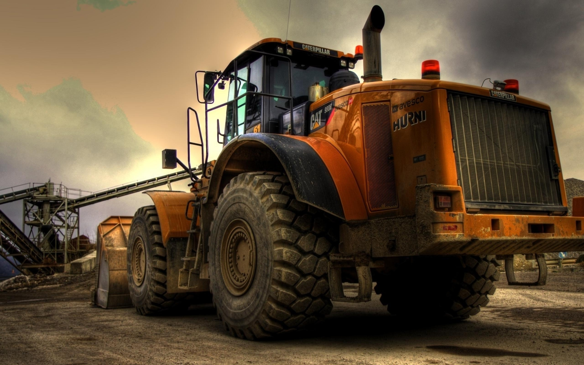 15 Bulldozer HD Wallpapers Background Images 2560x1600