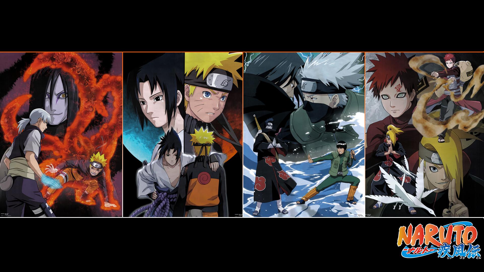 Naruto Teams Shippuden Anime wallpapers HD   180304 1920x1080