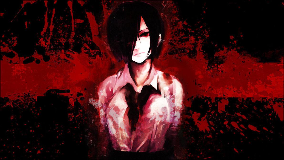 touka kirishima hd wallpaper - photo #35
