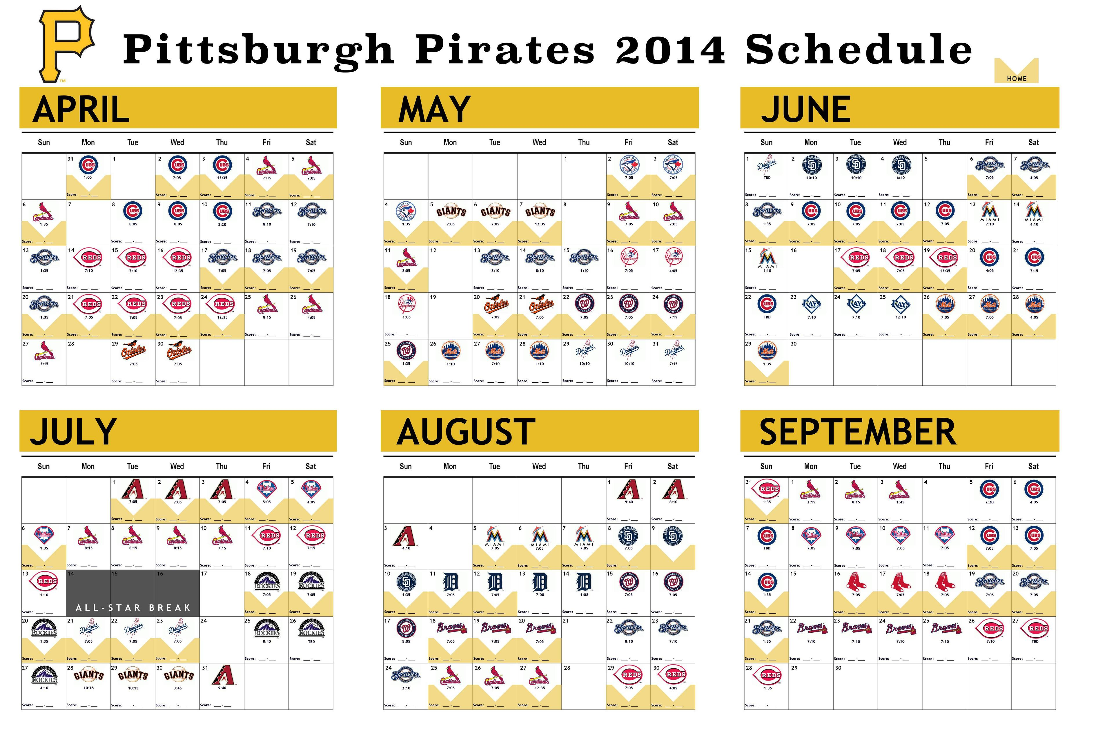 Pittsburgh Pirates 3780x2513