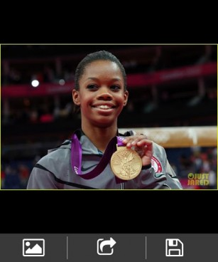 Download Gabby Douglas Wallpapers for Android   Appszoom 307x368
