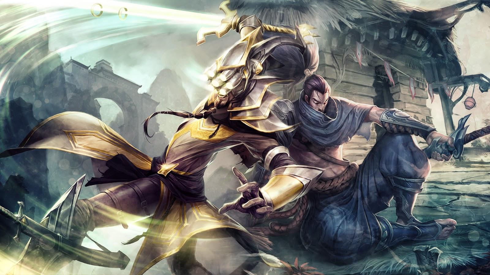 Yasuo League of Legends