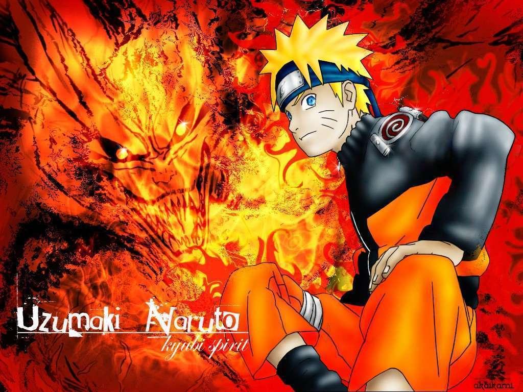 Uzumaki Naruto Naruto 1024x768