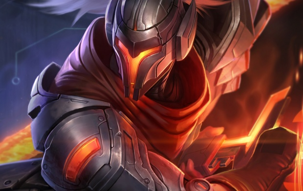 Project Yasuo League Of Legends click to view 620x390