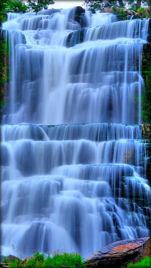 Waterfall Live Wallpaper   Android Apps on Google Play 506x900
