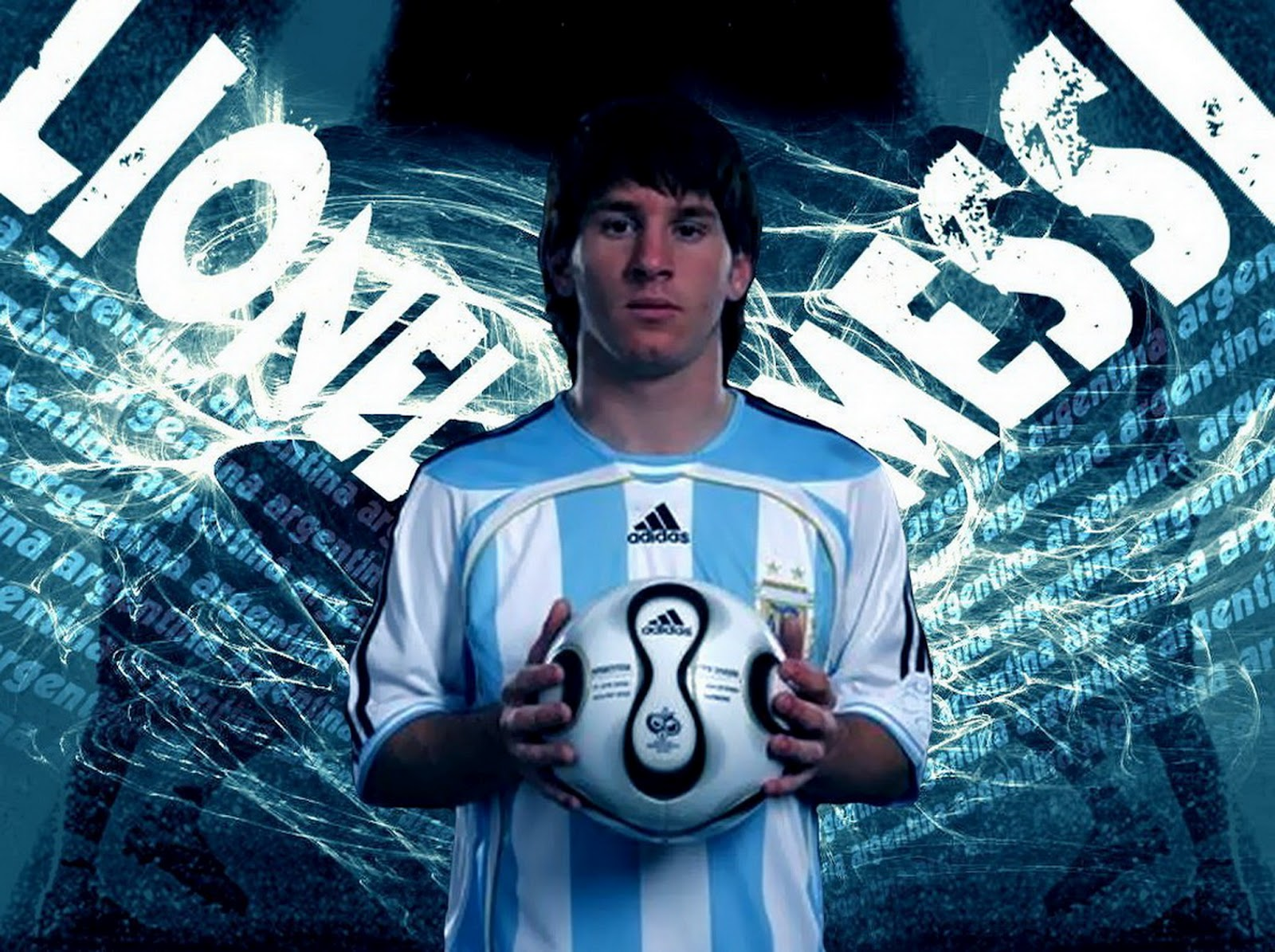 Lionel Messi wallpapersImage to Wallpaper 1600x1195