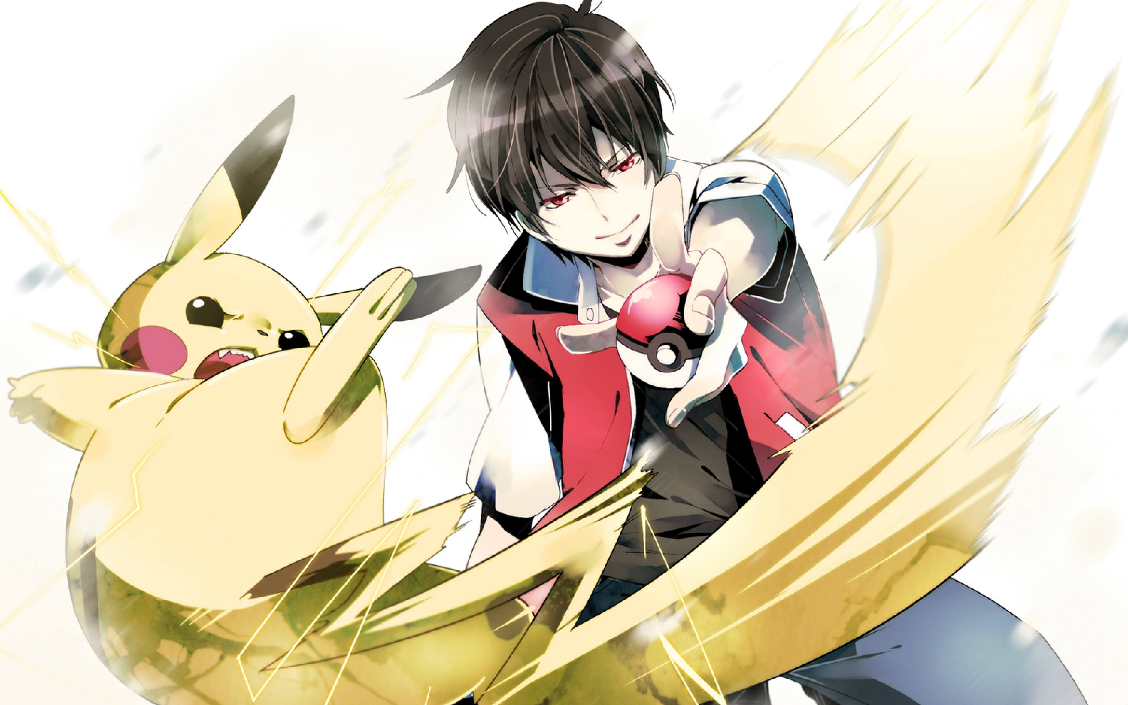 Pokemon 4K Wallpaper - WallpaperSafari