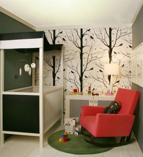 15 Small Baby Nursery Design Inspiration Small Nursery Ideas 500x547