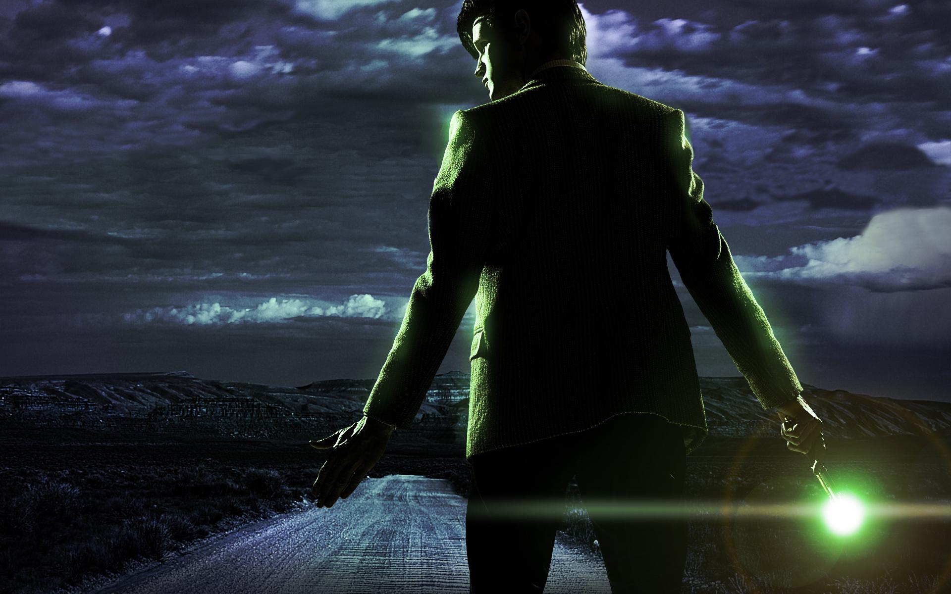 Doctor Who Matt Smith Wallpaper 1920x1200