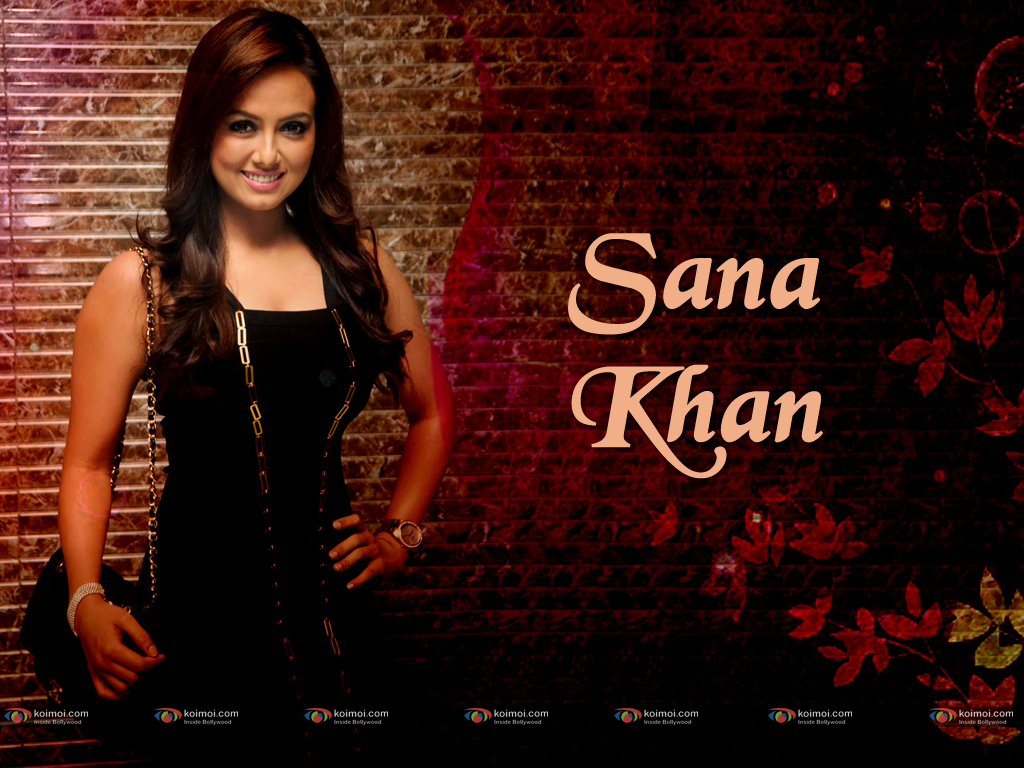 Sana Khan Wallpaper Koimoi 1024x768