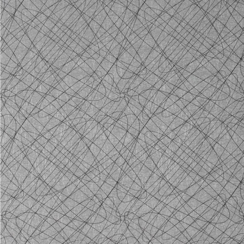 Scribble on Metallic Silver Textured Wallpaper   Discount Wallcovering 800x800