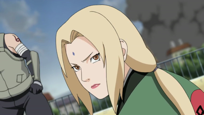 naruto shippuden lady tsunade Valentines Day Wallpapers 848x480