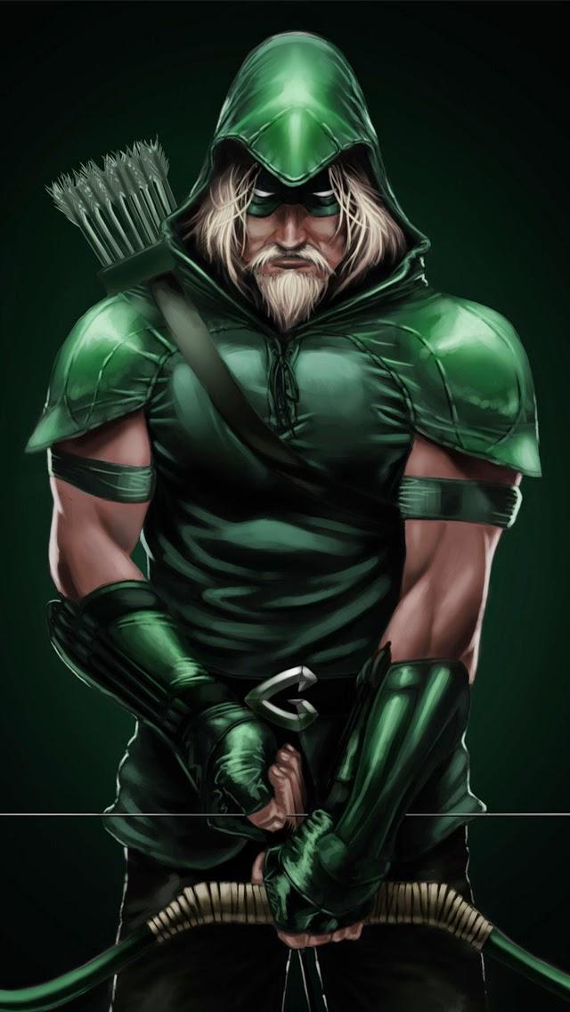 [49+] Green Arrow HD Wallpaper on WallpaperSafari