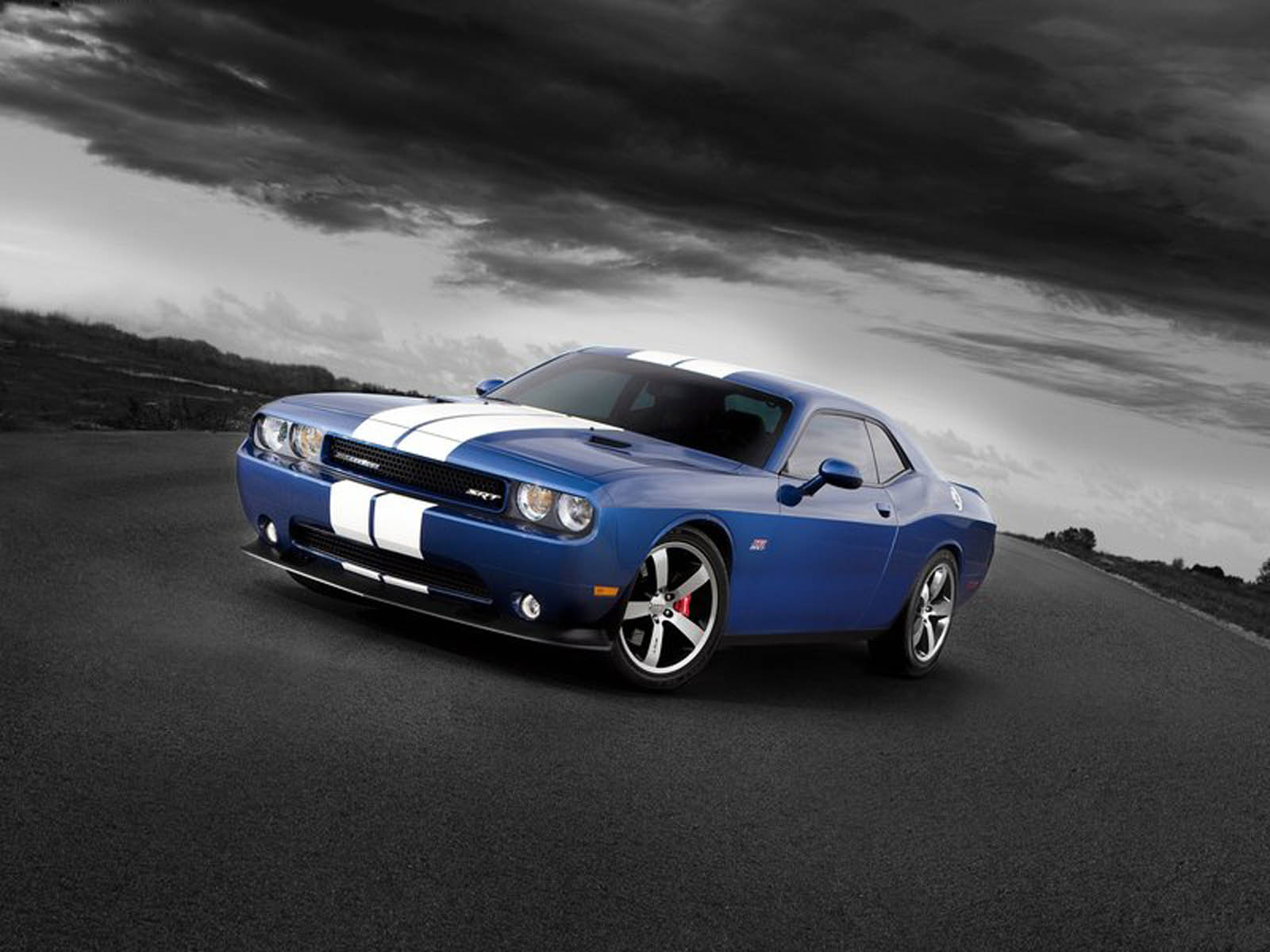 Dodge Challenger SRT8 Car 1600x1200