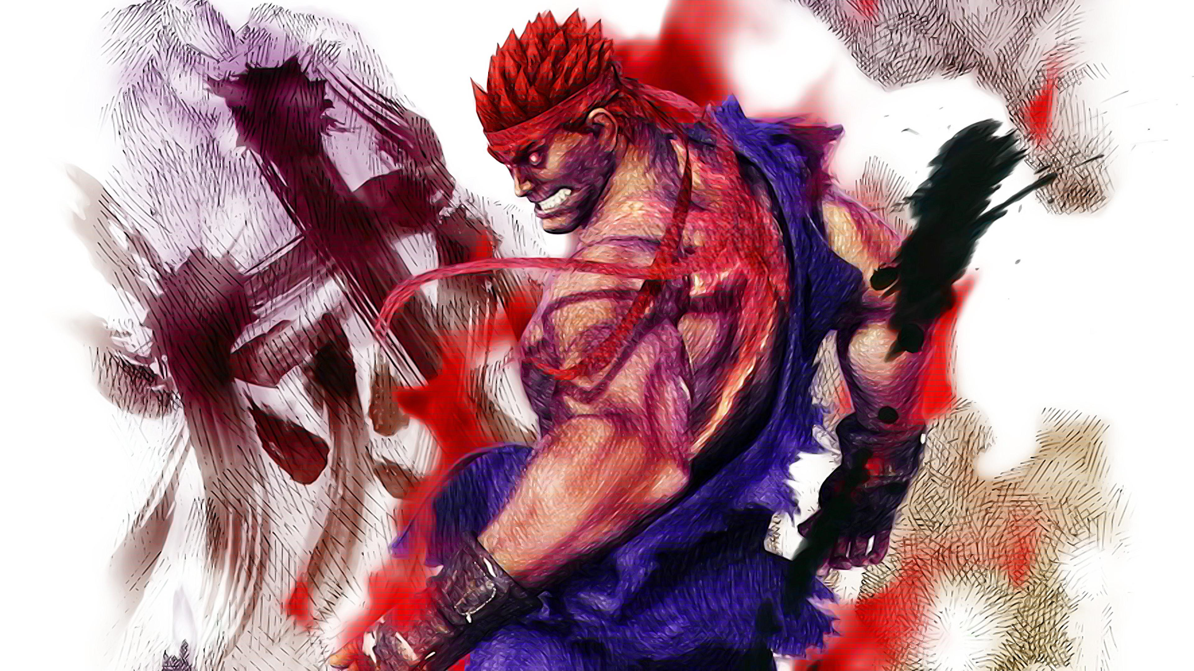 evil ryu wallpaper wallpapersafari