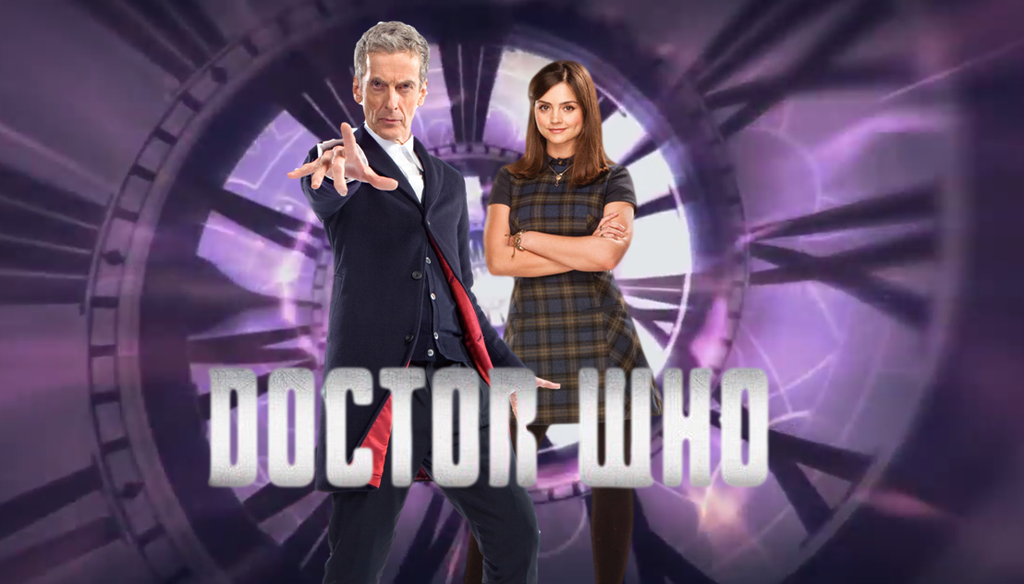Doctor Who   Series 8 by TheMJDoctor 1024x584