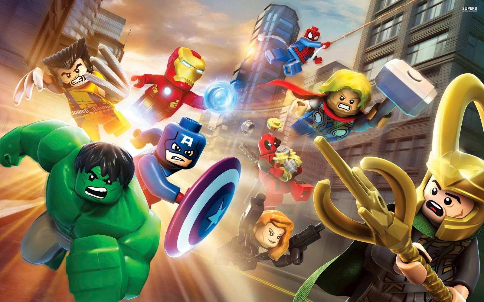 with lego batman 2 dc super heroes came a much higher bar for the lego 1600x1000