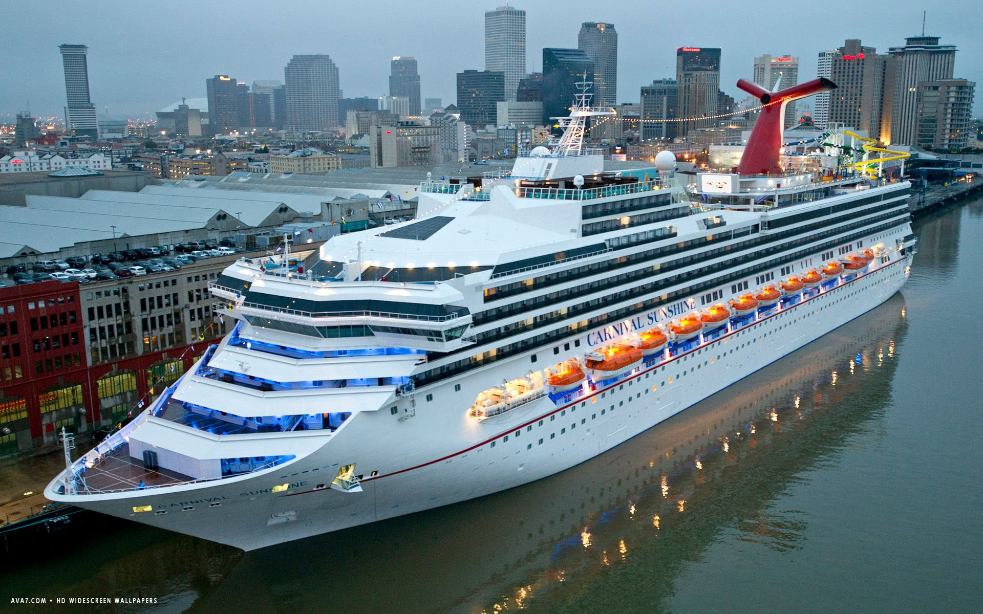 carnival sunshine cruise ship hd widescreen wallpaper cruise ships 1920x1200