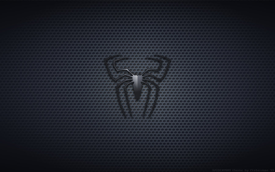 Wallpaper   Spider Man 3 Black Suit Movie Logo by Kalangozilla on 900x563