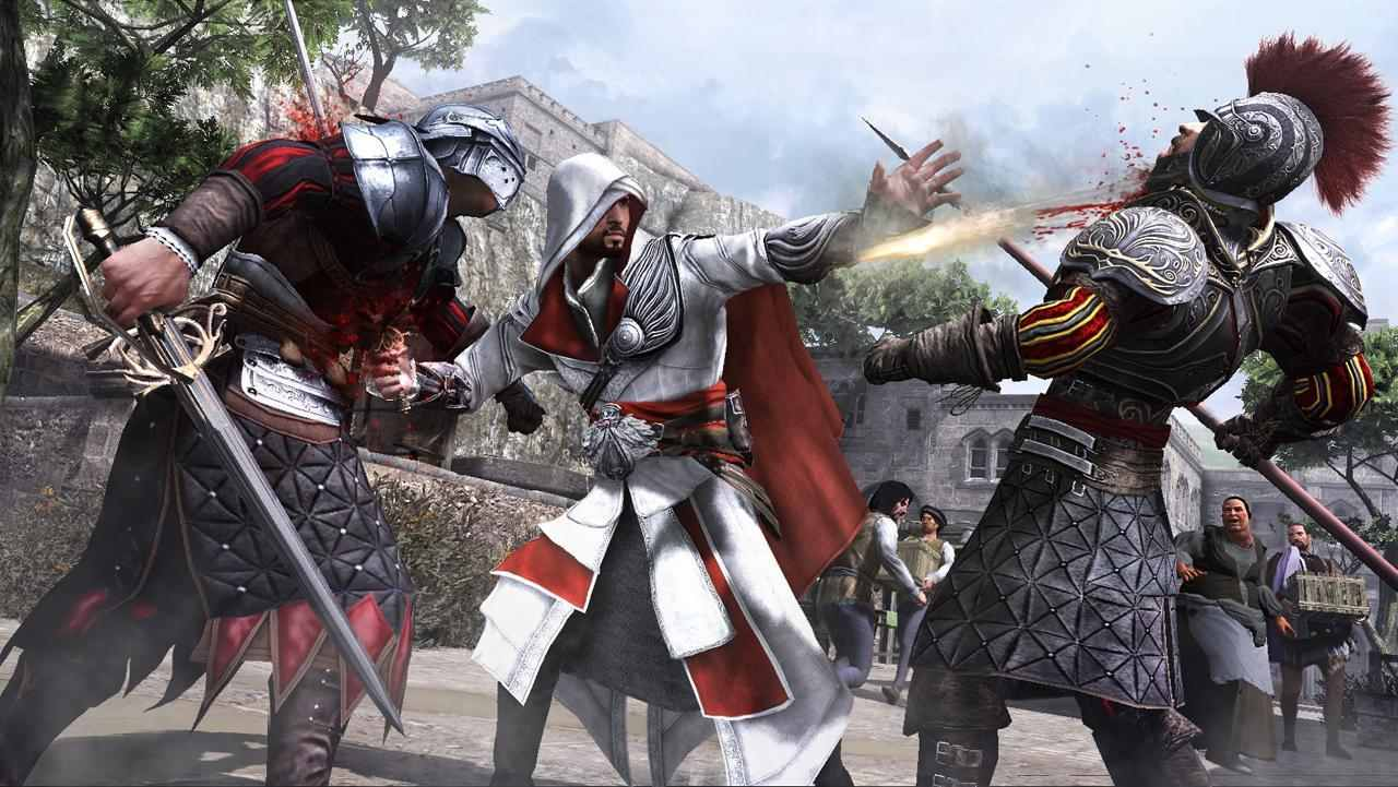 assassin creed brotherhood HD Wallpaper Welcome to EA729 1280x721
