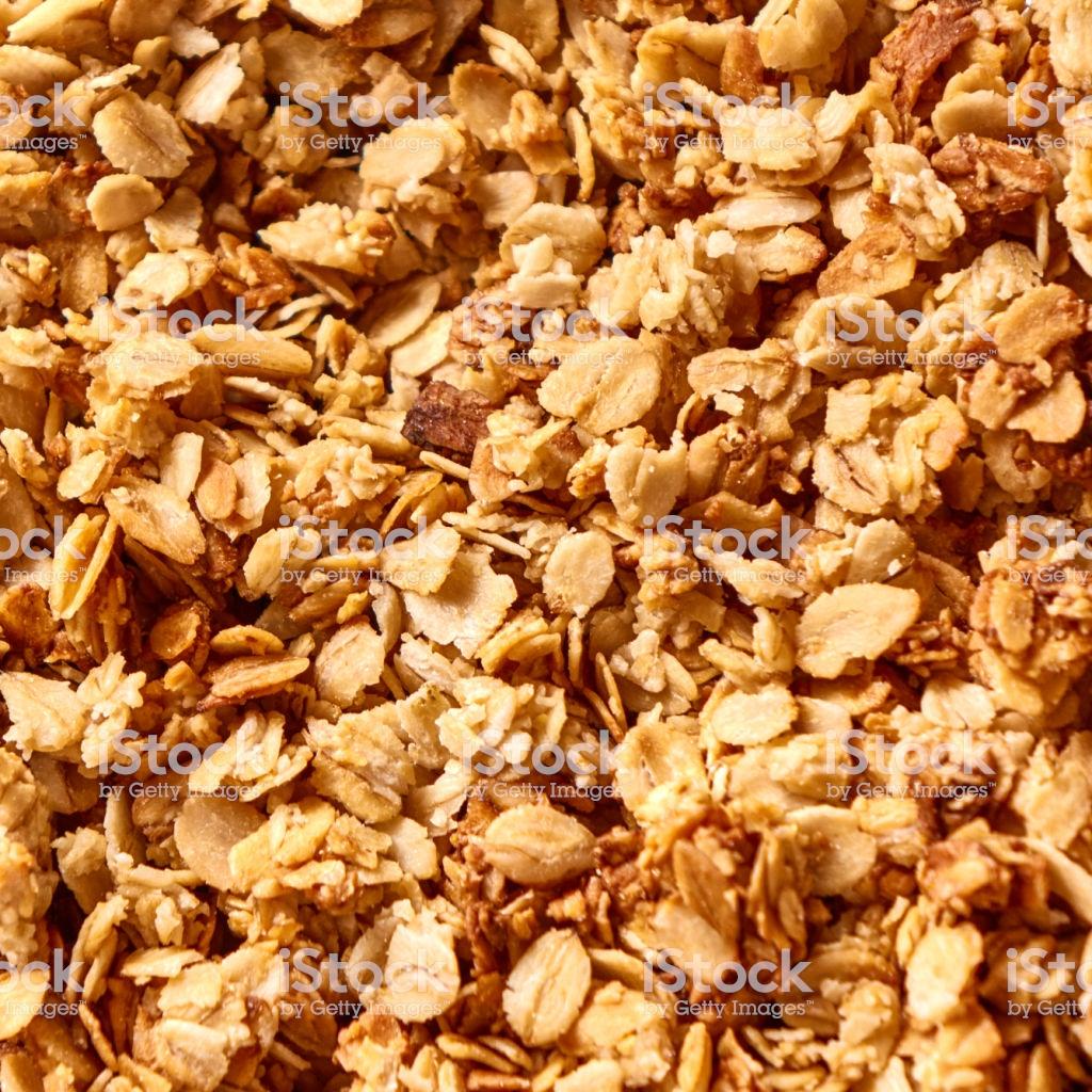 Texture Oatmeal Granola Or Muesli As Background Organic Homemade 1024x1024