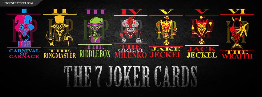 ICP Joker Cards Wallpaper - WallpaperSafari