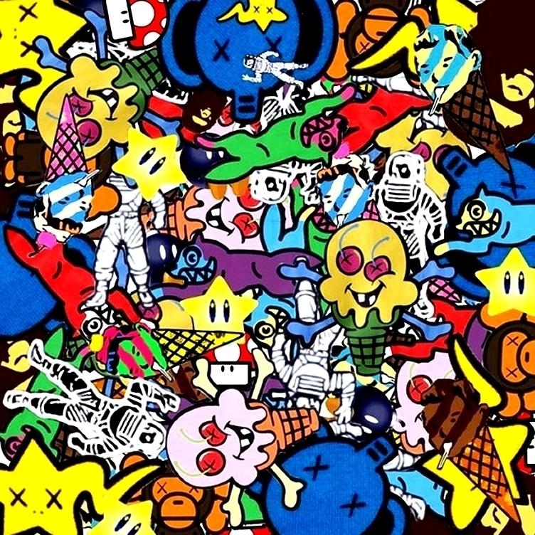 bape wallpapers 9699 ape 752x752