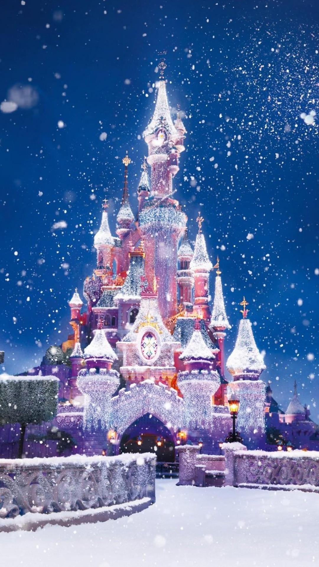 Disney Christmas Wallpaper for iPad on ...