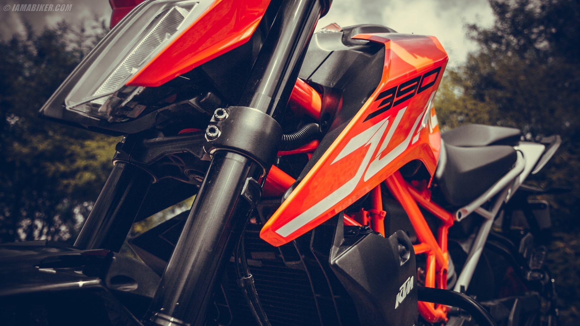 KTM Duke 390 HD Wallpapers IAMABIKER 1920x1080