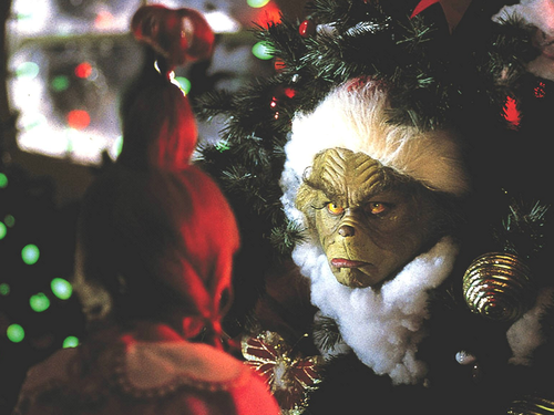 The Grinch   How The Grinch Stole Christmas Wallpaper 33148435 500x375