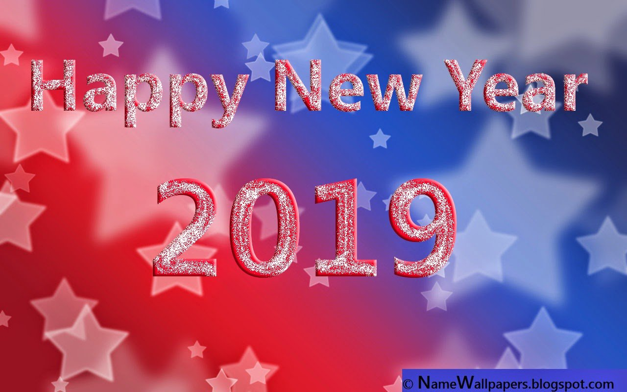 Free download Happy New Year 2019 Wallpapers HD Happ New Year 2019
