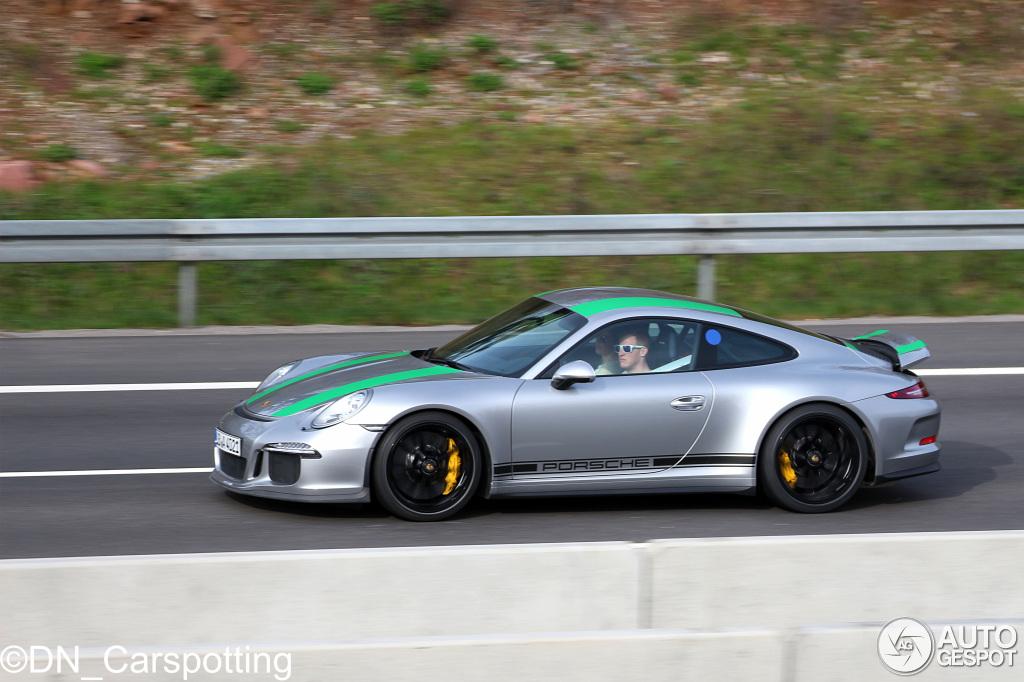 Porsche 911 R   2 avril 2016   Autogespot 1024x682
