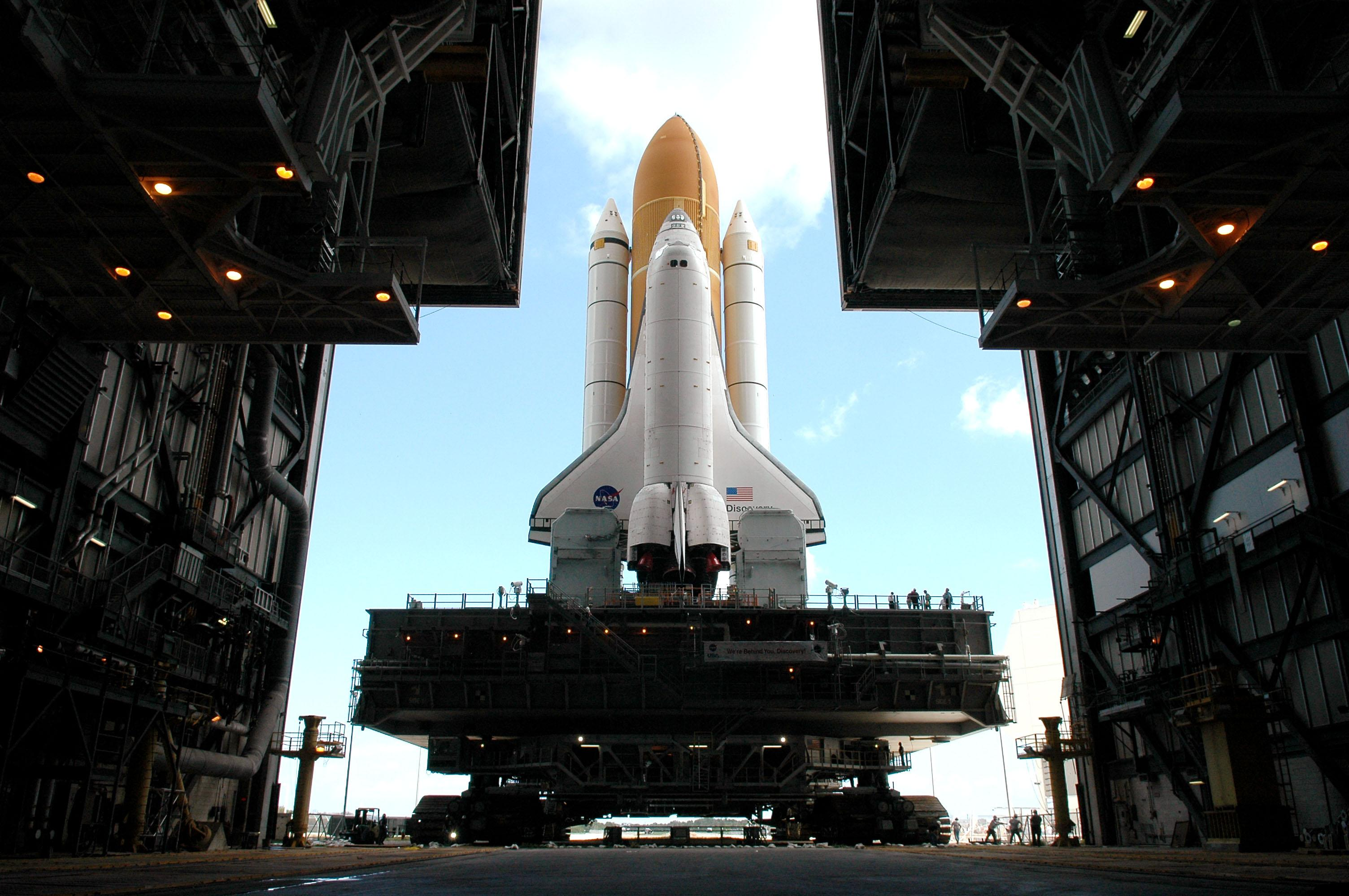 Space Shuttle Before Launch Wallpaper 3008x2000 ID50066 3008x2000
