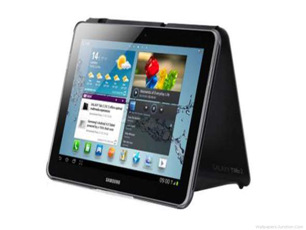 The Samsung Galaxy Tab is a line of Android based tablet computers 1024x768