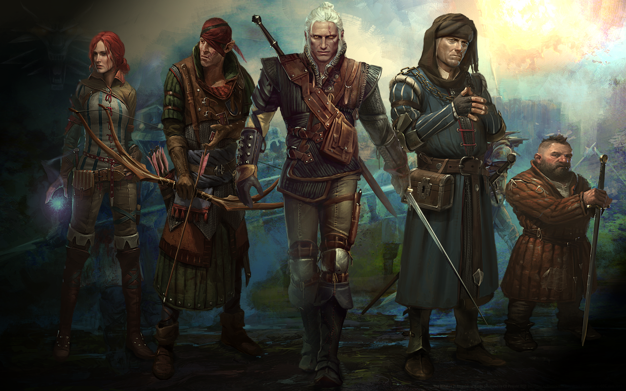 The Witcher 2 Assassins Of Kings Image   ID 257857   Image Abyss 1280x800