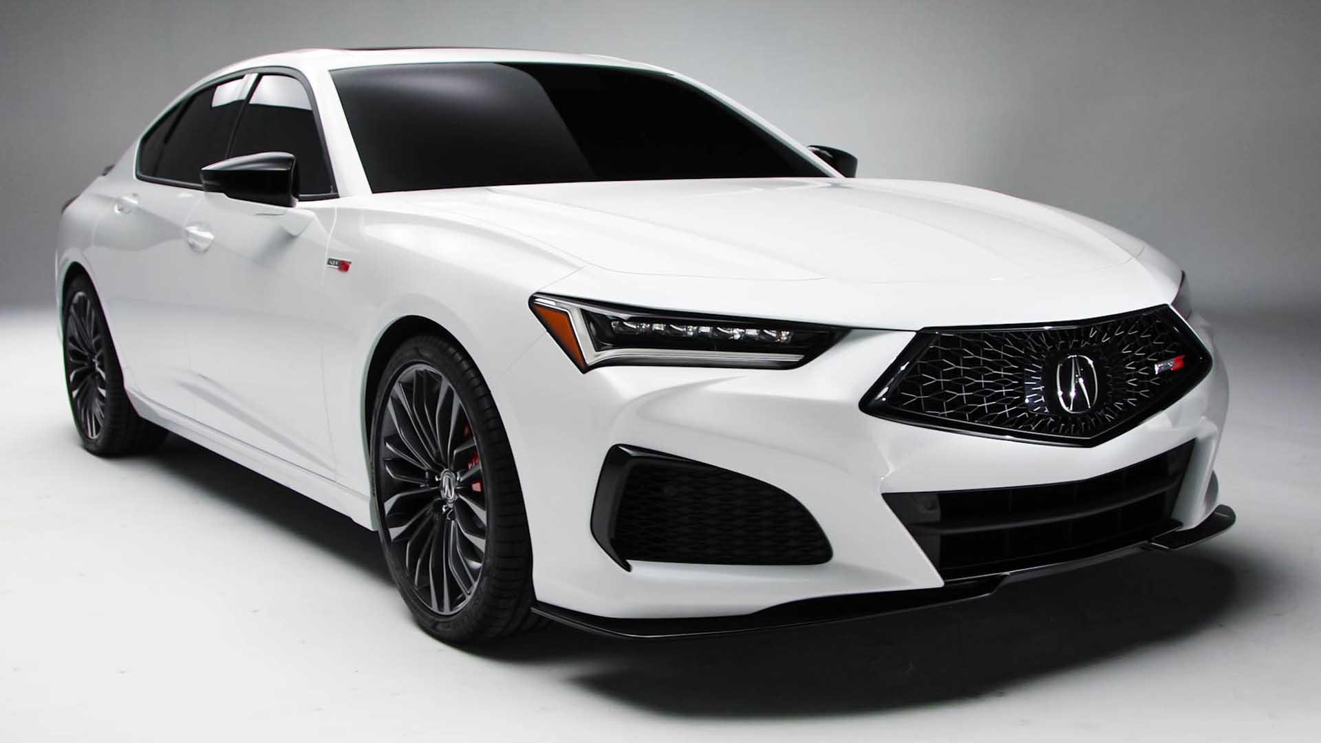 2021 Acura TLX 2020 Toyota 86 ATS RR Turbo Car News Headlines 1920x1080