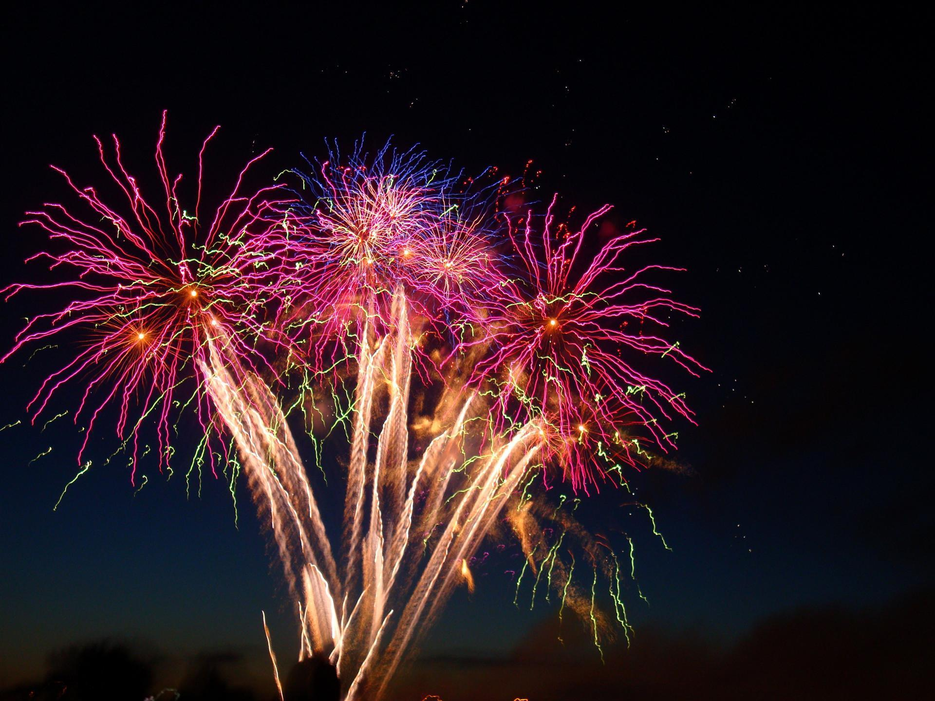 New Years Eve Fireworks Wallpapers Happy Holidays 1920x1440