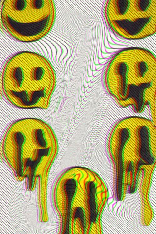 trippy iphone wallpaper Tumblr 500x750