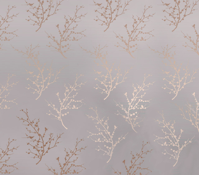 Self Adhesive Removable Wallpaper Bronze   Contemporary   Wallpaper 640x562