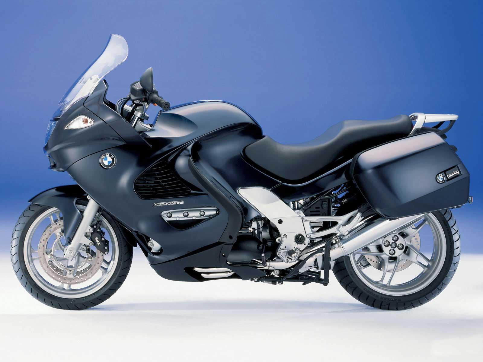 2002 BMW K1200GT Motorcycle Desktop Wallpapers 1600x1200