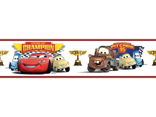 Disney Cars Wallpaper Disney Pixar Cars Wallpaper Border 600x450