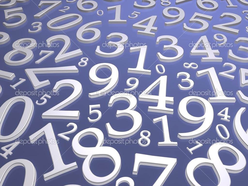 wallpaper numbers wallpapersafari