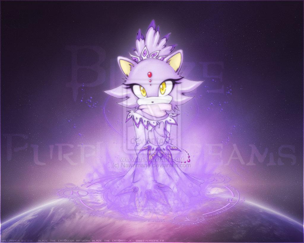 BLAZE THE FIRE CAT BlazeTheCat Wallpaper 1024x819