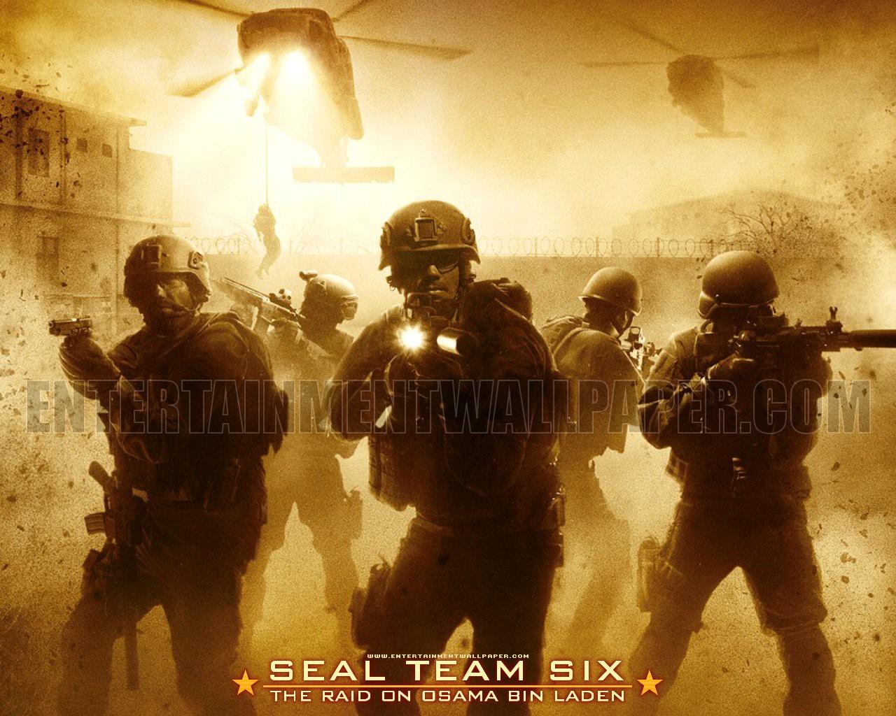 🔥 Seal Team Six: The Raid on Osama Bin Laden (TV Movie 2012