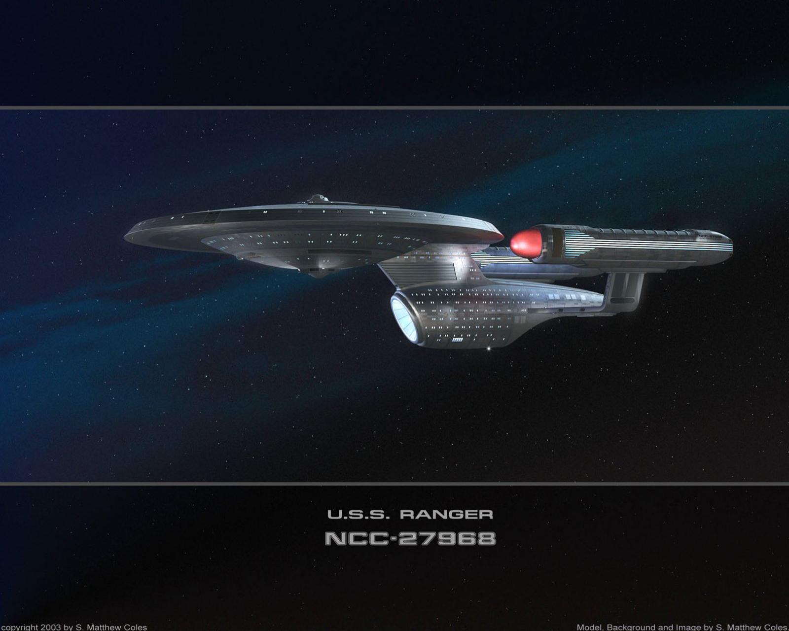 starship wallpaper Star Trek desktop wallpaper size 1600x1280 1600x1280
