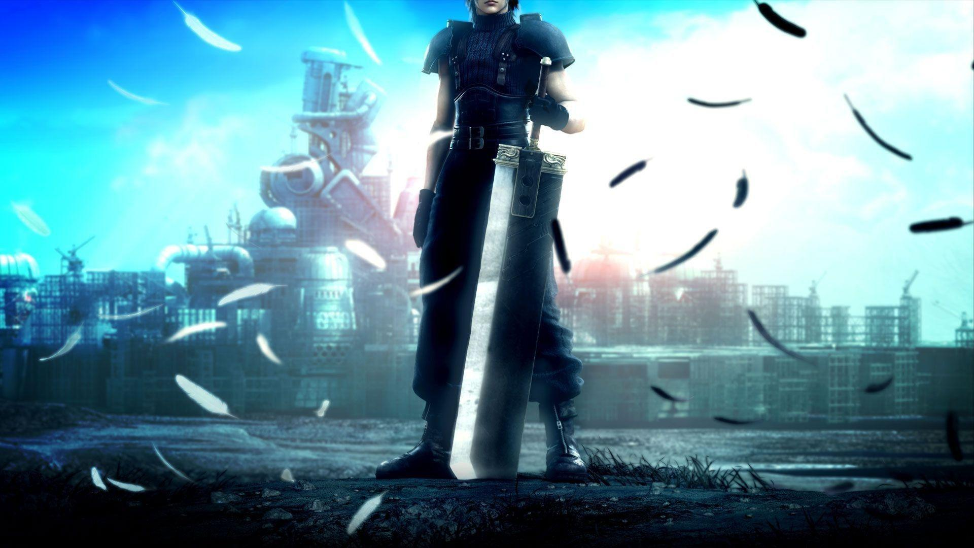 Final Fantasy Cloud Wallpapers HD 1920x1080