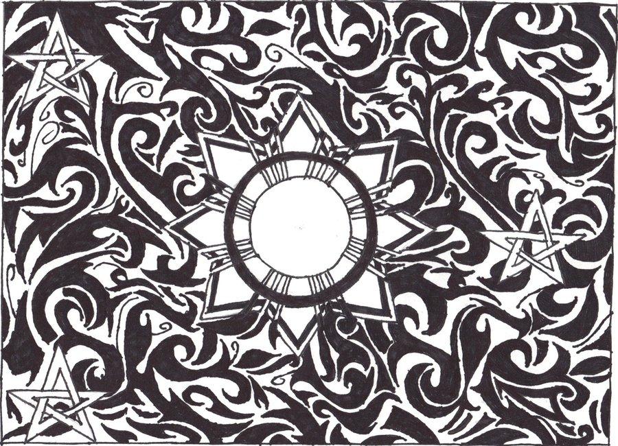 Tribal Backgrounds - WallpaperSafari