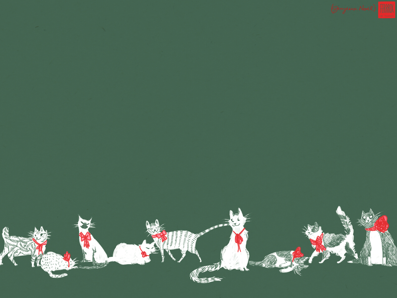 Free Download Kitten Trash Ferrrox Christmas Cat Wallpaper 1600x1200 Px 1280x960 For Your Desktop Mobile Tablet Explore 48 Christmas Wallpaper Tumblr Cute Wallpapers Tumblr Tumblr Wallpapers For Computers Tumblr Wallpaper Iphone